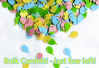 BI5159 Kilo Confetti Sale