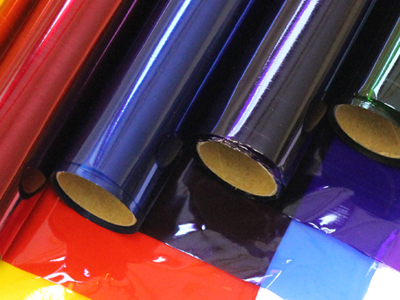 Cellophane Rolls Assorted Colours