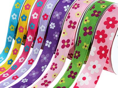 Flower Ribbons