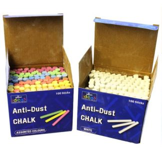 Anti-Dust Chalk Box 100