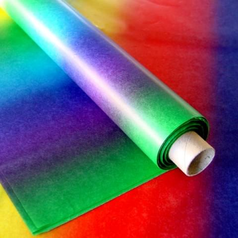 BI0171 Rainbow Tissue Paper 26 sheets