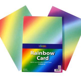 BI0172 Rainbow Card
