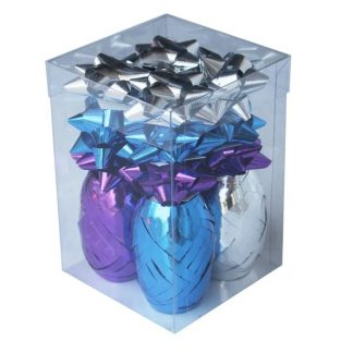 BI0361 Metallic Ribbons and Bows Pack