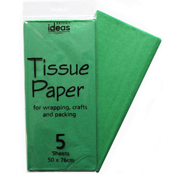 Tissue Paper 5 Sheet Packs Bright Ideas Crafts
