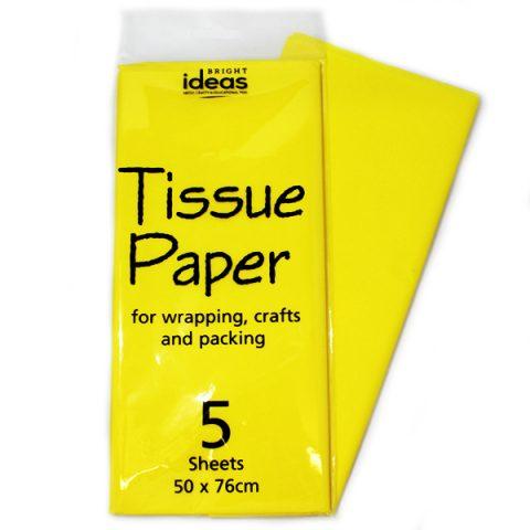 BI0555 Yellow Tissue PK05