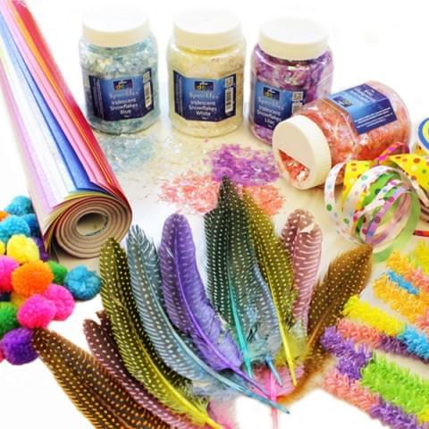 BI0608 Spring Crafts Bundle