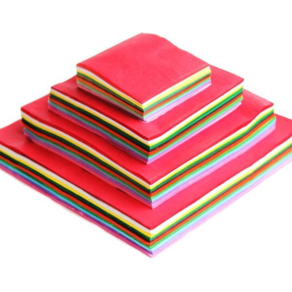 Tissue Paper Squares Bright Ideas Crafts