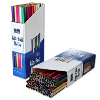 BI1082 Double Sided Metallic Foil Rolls