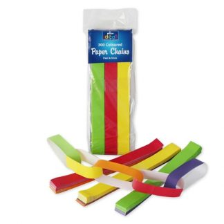 Assorted Paper Chains