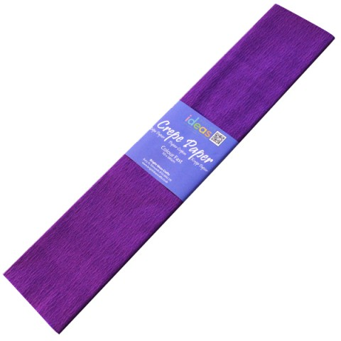 BI2578 Purple Crepe Paper