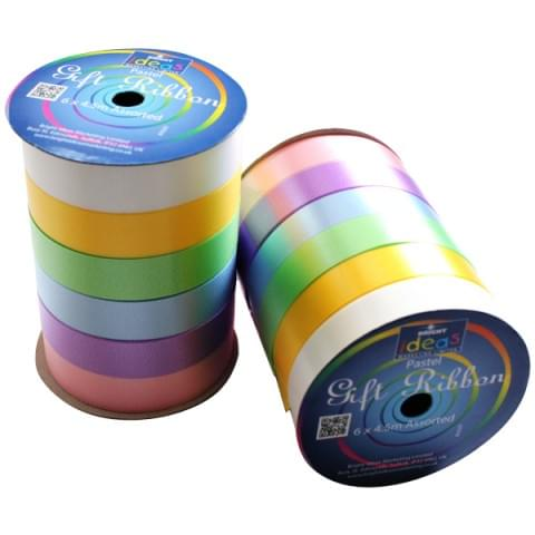 BI3029 Pastel Ribbons
