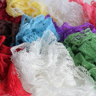 BI3033 Lace Assortment 50m Pack