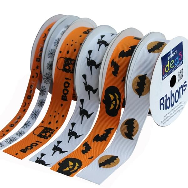 BI3035 Halloween Ribbons Set