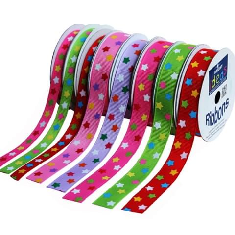 BI3037 Star Ribbons 8 x 3m