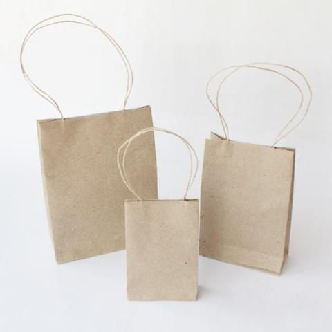 BI4002 Decorative Craft Bags pk3