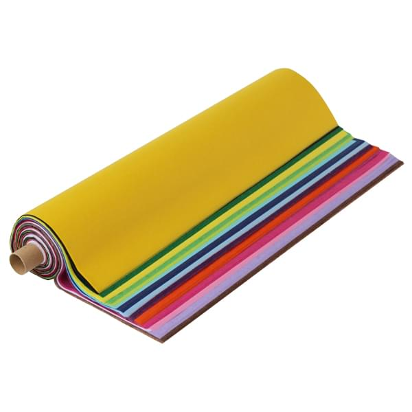Tissue Paper Roll 200 Sheets Assorted Bright Ideas Crafts