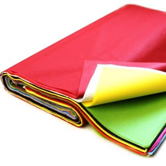 BI7830 Tissue Paper Sheets Assorted pk480