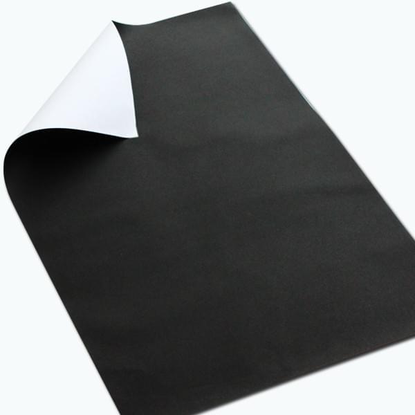 BI7940 Black Poster Paper Sheets