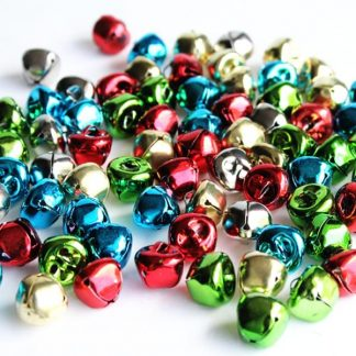 Assorted Colour Jingle Bells