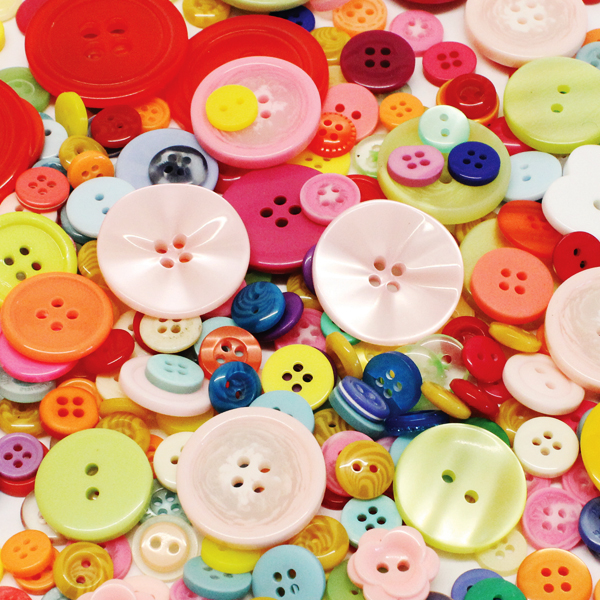 buttons 500g assorted bright ideas crafts
