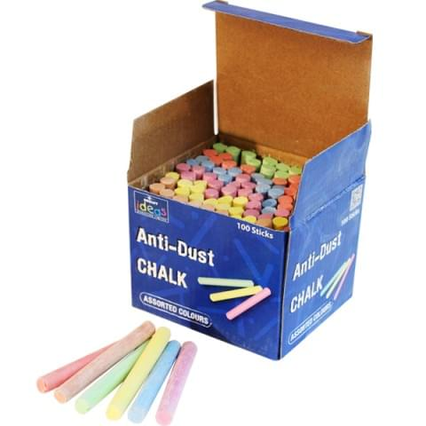 BI8012 Colour Anti-Dust Chalk