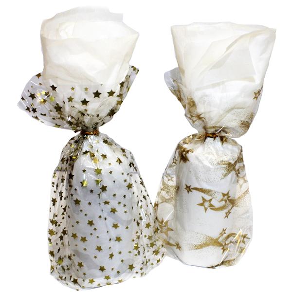 Christmas Cellophane Bags