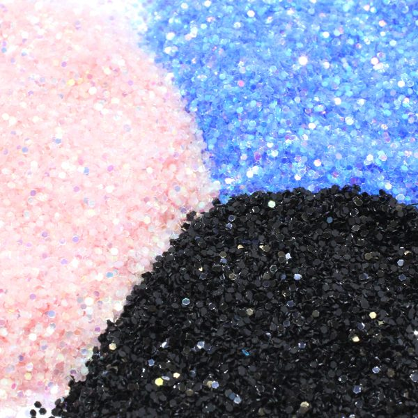 Hexagon Glitter Sparkles-14g