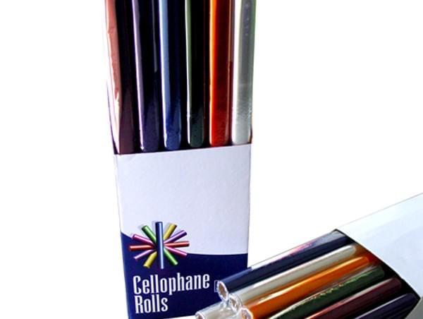 Cellophane Roll Packs