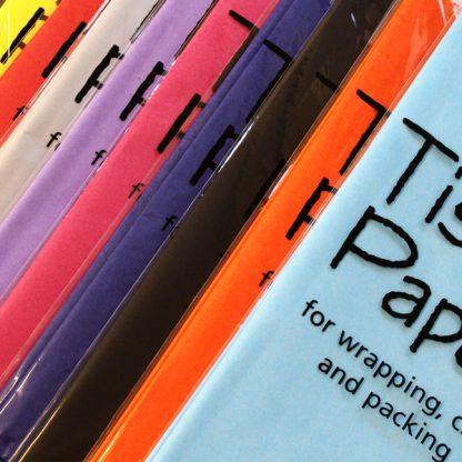 Tissue Paper 5 Sheet Packs
