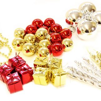 BI2289 100 Piece Tree Decoration Kit