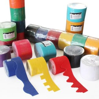 Corrugated Border Rolls Multipack