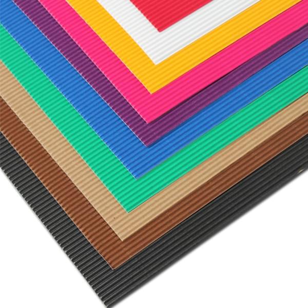 Corrugated Board Sheets 25cm X 35cm Bright Ideas Crafts
