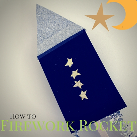 Firework Rocket how to