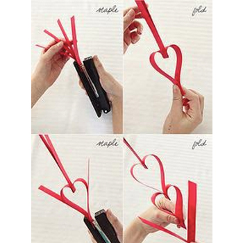 Heart Garland how to