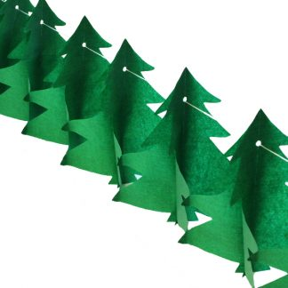 BI2078 Christmas Tree Garland