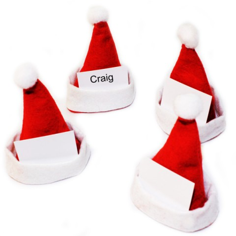 BI2082 Felt Hat Namecard Holders