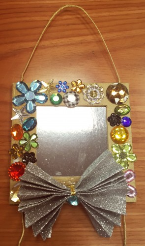 Fathers Day Crafts - Make a Decoupage Frame