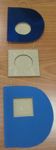 Fathers Day Crafts - Make a DAD Frame