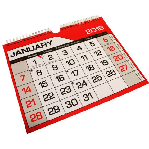 Calendar Tabs 2017- Wholesale and Bulk Craft Supplies