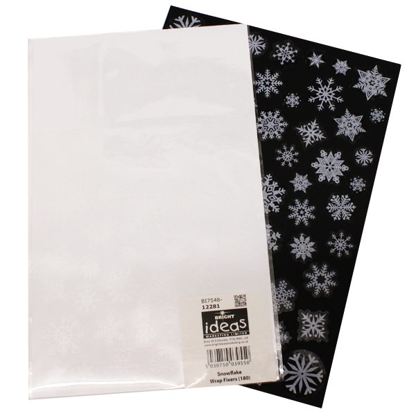 Snowflake Wrap fixers