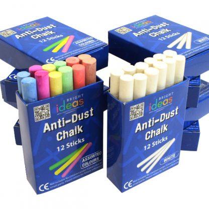 Anti-Dust Chalk PK12 x 12 boxes