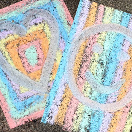 Playground Chalk Pictures