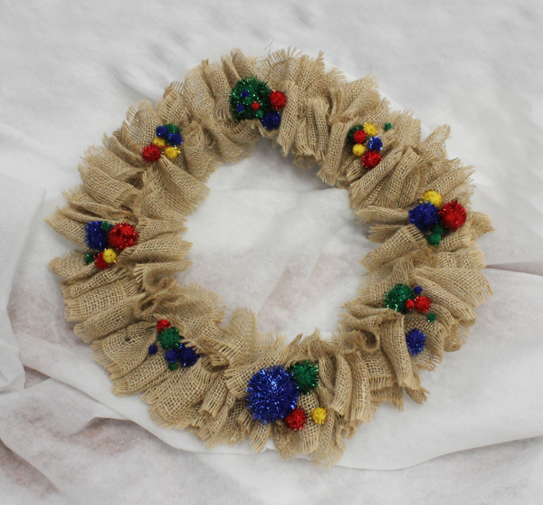 jute-ribbon-wreath-with-glitter-poms