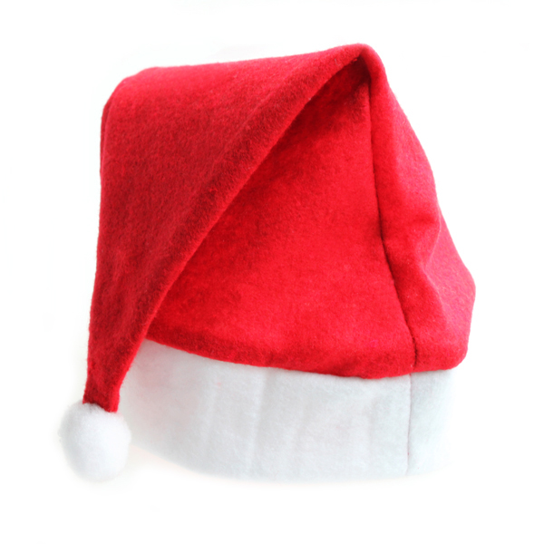 Christmas Felt Santa Hat