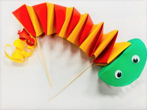 How to Make an Origami Dragon (with Pictures) - wikiHow | 375x500