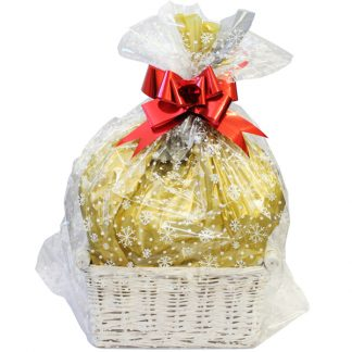 Snowflake Hamper Bag Kit