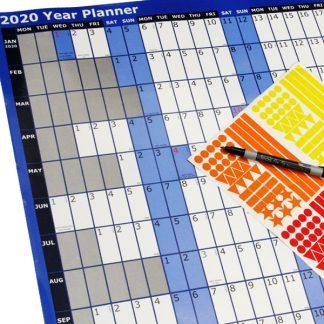 BI0455(20) 2020 Year Planner