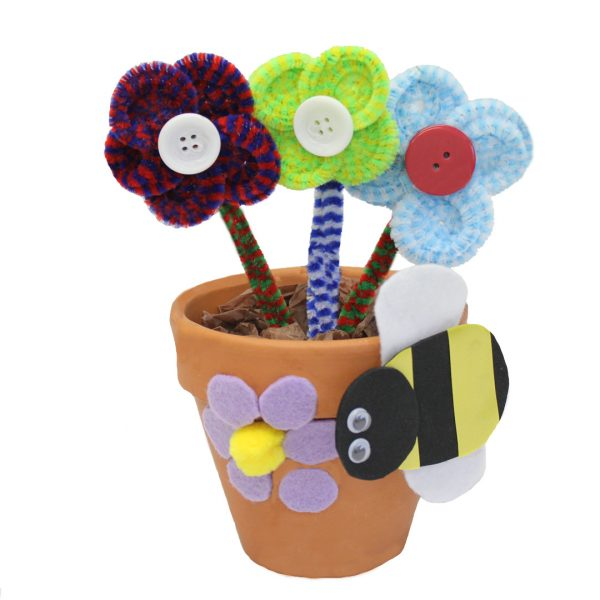 Summer Flower Pot