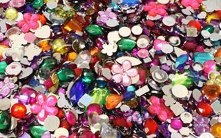 Acrylic Jewels & Gemstones PK230g 320x200