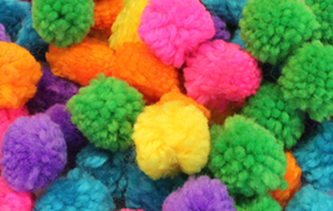 Woolly Poms